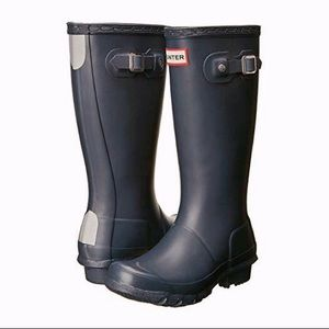 Hunter Tall Rain Boots size USA 8 / EU 38